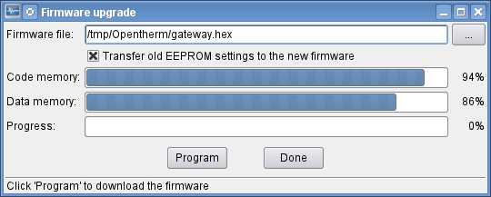 OpenTherm Monitor